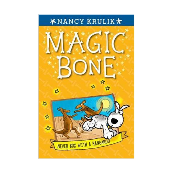 RL 2.7 : Magic Bone #11 : Never Box with a Kangaroo (Paperback)