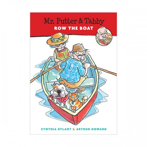 RL 2.7 : Mr. Putter & Tabby Row the Boat (Paperback)