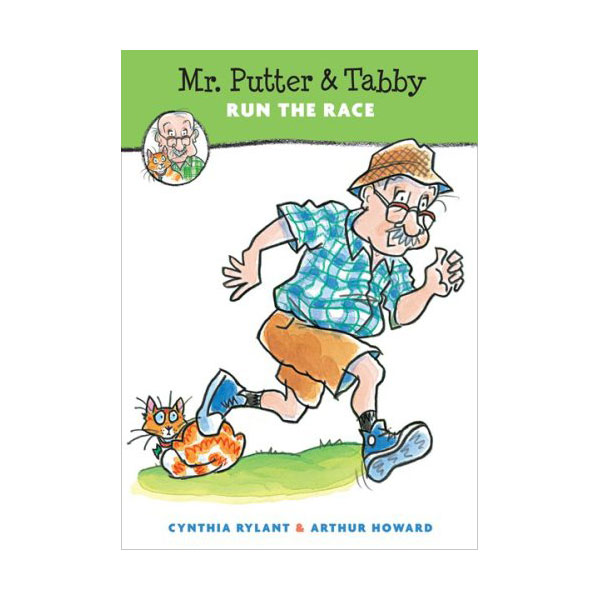 RL 2.7 : Mr. Putter & Tabby Run the Race (Paperback)