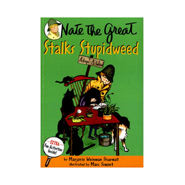 RL 2.7 : Nate the Great Stalks Stupidweed (Paperback)