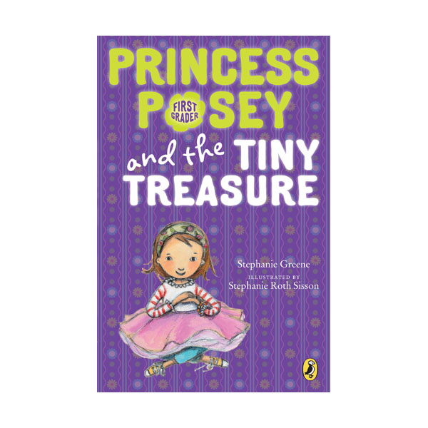 RL 2.7 : Princess Posey #5 : Princess Posey and the Tiny Treasure (Paperback)