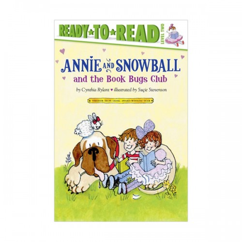 RL 2.7 : Ready to Read Level 2: Annie and Snowball and the Book Bugs Club (Paperback)
