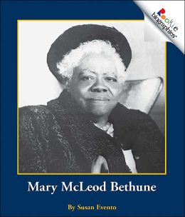 Rookie Biographies : Mary McLeod Bethune : 메리 머클라우드 베턴 (Paperback)
