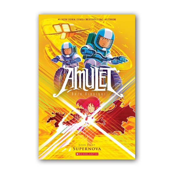 Amulet Series #08 : Supernova : Graphic Novels (Paperback)