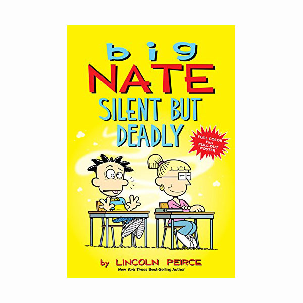 Big Nate: Silent But Deadly (Paperback)