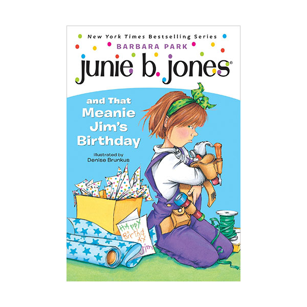 RL 2.8 : Junie B. Jones Series #6 : Junie B. Jones and That Meanie Jim's Birthday (Paperback)