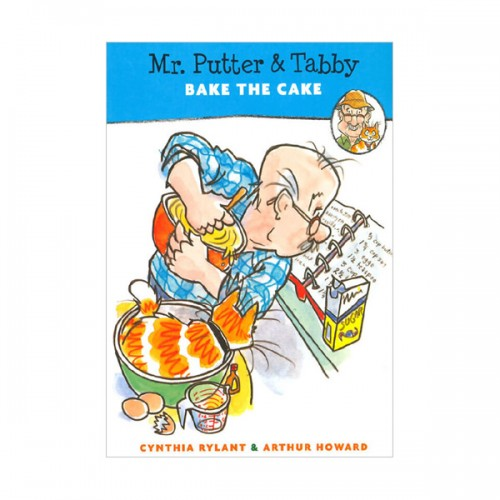 RL 2.8 : Mr. Putter & Tabby Bake the Cake (Paperback)