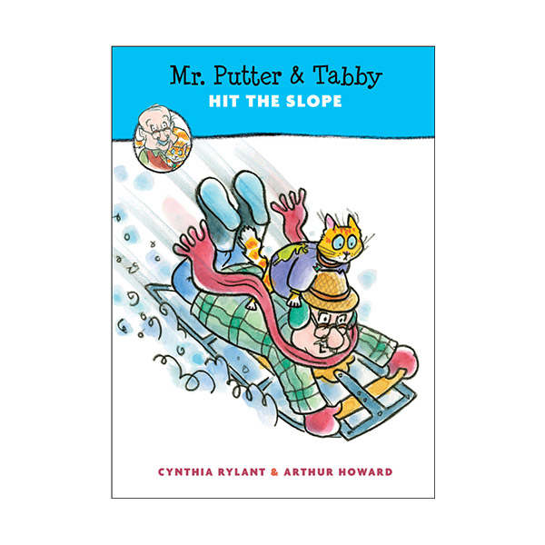 RL 2.8 : Mr. Putter & Tabby Hit the Slope (Paperback)