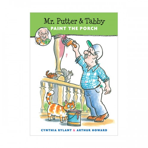 RL 2.8 : Mr. Putter & Tabby Paint the Porch (Paperback)
