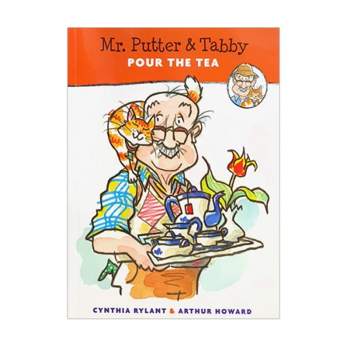 RL 2.8 : Mr. Putter & Tabby Pour The Tea (Paperback)
