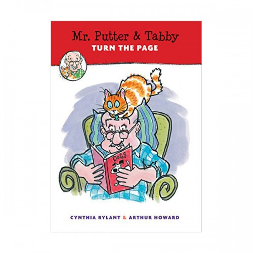 RL 2.8 : Mr. Putter & Tabby Turn the Page (Paperback)