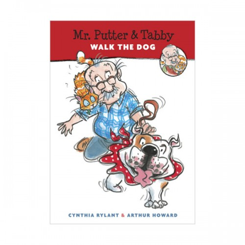 RL 2.8 : Mr. Putter & Tabby Walk the Dog (Paperback)