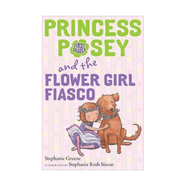 RL 2.8 : Princess Posey #12 : Princess Posey and the Flower Girl Fiasco (Paperback)