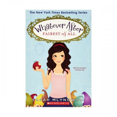 RL 2.8 : Whatever After Series #1: Fairest of All (Paperback)