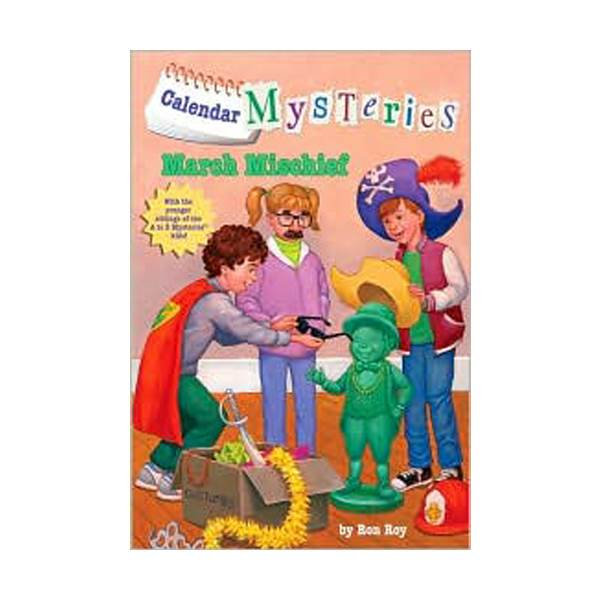 RL 2.9 : Calendar Mysteries Series #3 : March Mischief (Paperback)