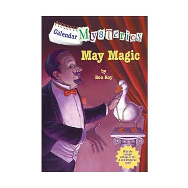 RL 2.9 : Calendar Mysteries Series #5 : May Magic (Paperback)