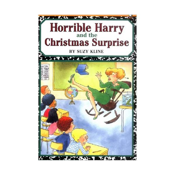 Horrible Harry and the Christmas Surprise (Paperback)