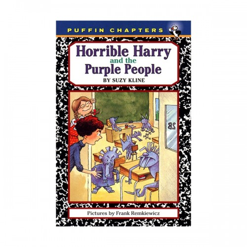 Horrible Harry and the Purple People (Paperback)