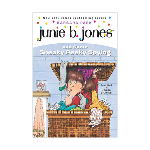 RL 2.9 : Junie B. Jones Series #4 : Junie B. Jones and Some Sneaky Peeky Spying (Paperback)