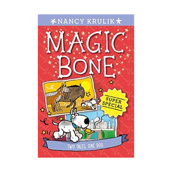 RL 2.9 : Magic Bone Super Special : Two Tales, One Dog (Paperback)