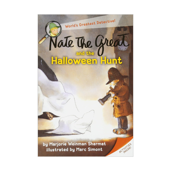 RL 2.9 : Nate the Great and the Halloween Hunt (Paperback)