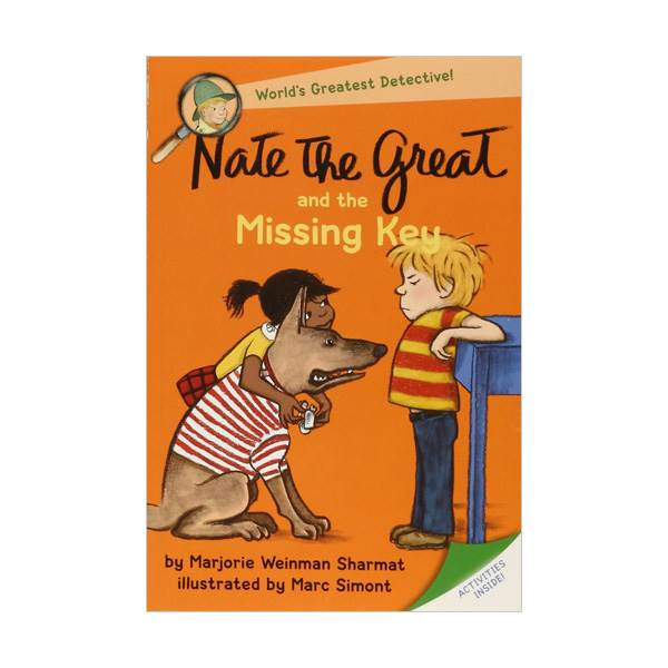 RL 2.9 : Nate the Great and the Missing Key (Paperback)