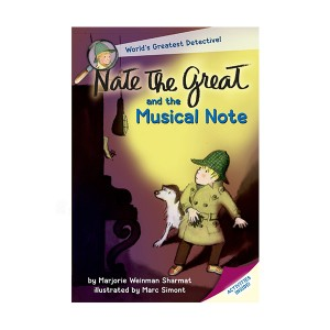 RL 2.9 : Nate the Great and the Musical Note (Paperback)