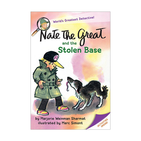 RL 2.9 : Nate the Great and the Stolen Base (Paperback)