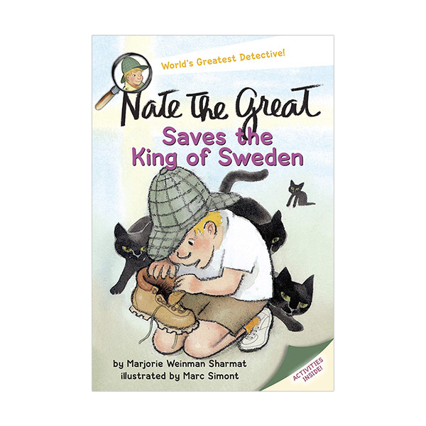 RL 2.9 : Nate the Great Saves the King of Sweden (Paperback)