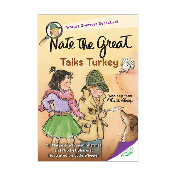 RL 2.9 : Nate the Great Talks Turkey (Paperback)