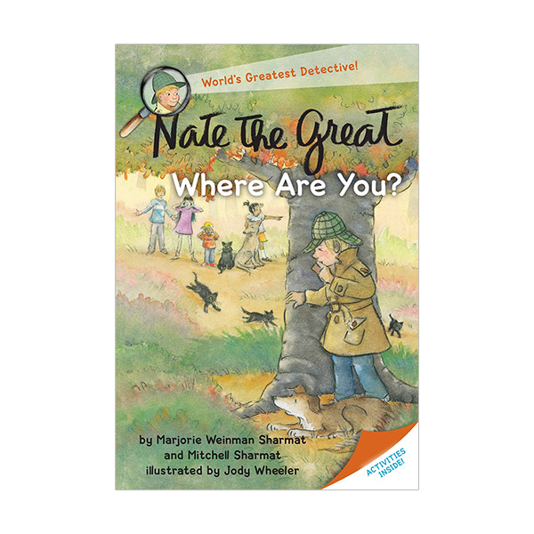 RL 2.9 : Nate the Great, Where Are You? (Paperback)