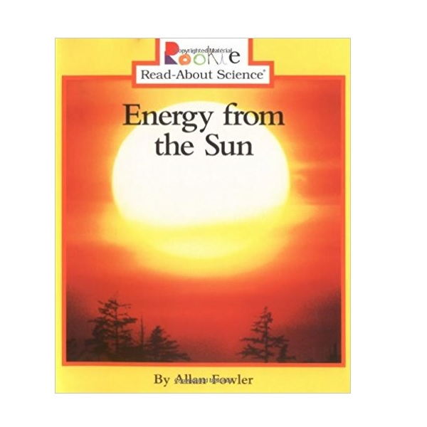 RL 2.9 : Rookie Read About Science : Energy from the Sun (Paperback)