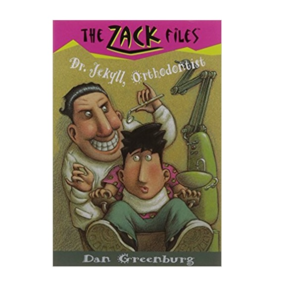 RL 2.9 : Zack Files Series #5 : Dr. Jekyll, Orthodontist (Paperback)