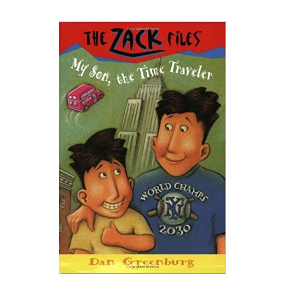 RL 2.9 : Zack Files Series #8 : My Son, the Time Traveler (Paperback)