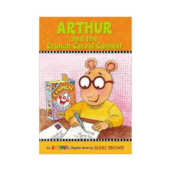 RL 3.0 : Arthur Chapter Book #04: Arthur and the Crunch Cereal Contest (Paperback)