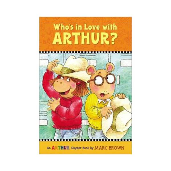 RL 3.0 : Arthur Chapter Book #10: Who's in Love with Arthur? (Paperback)