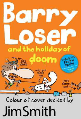 Barry Loser : Barry Loser and the Holiday of Doom (Paperback, 영국판)