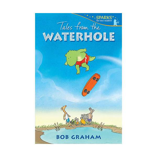 RL 3.0 : Candlewick Sparks : Tales from the Waterhole (Paperback)
