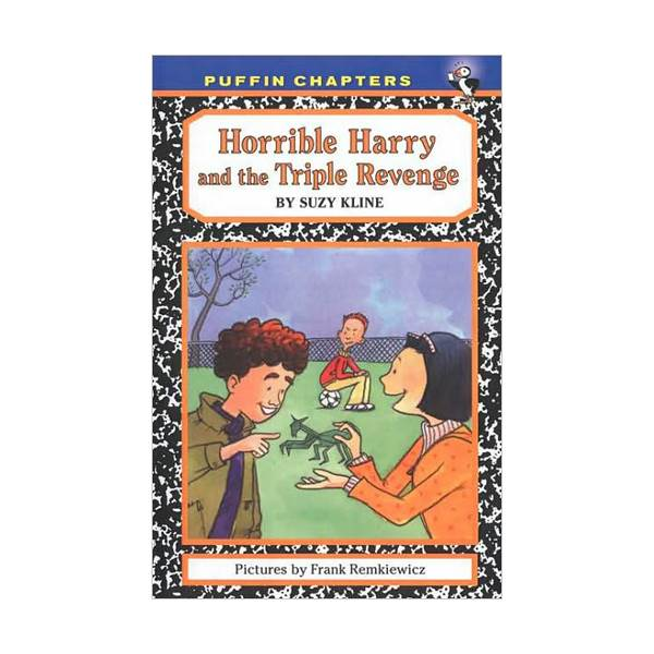 Horrible Harry and the Triple Revenge (Paperback)