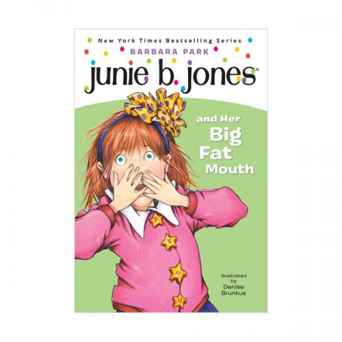RL 3.0 : Junie B. Jones Series #3 : Junie B. Jones and Her Big Fat Mouth (Paperback)