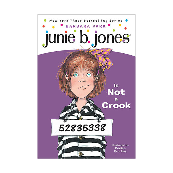 RL 3.0 : Junie B. Jones Series #9 : Junie B. Jones Is Not a Crook (Paperback)