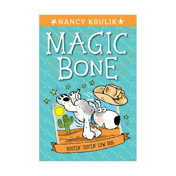 RL 3.0 : Magic bone #8 : Rootin' Tootin' Cow Dog (Paperback)
