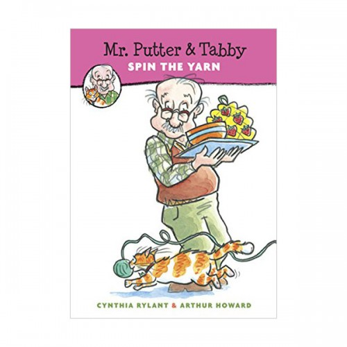 RL 3.0 : Mr. Putter & Tabby Spin the Yarn (Paperback)