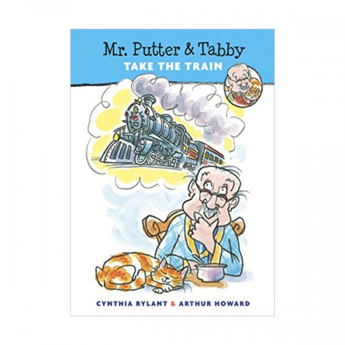 RL 3.0 : Mr. Putter & Tabby Take the Train (Paperback)