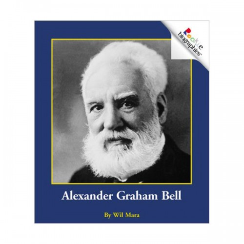 Rookie Biographies : Alexander Graham Bell : 알렉산더 그라함 벨(Paperback)