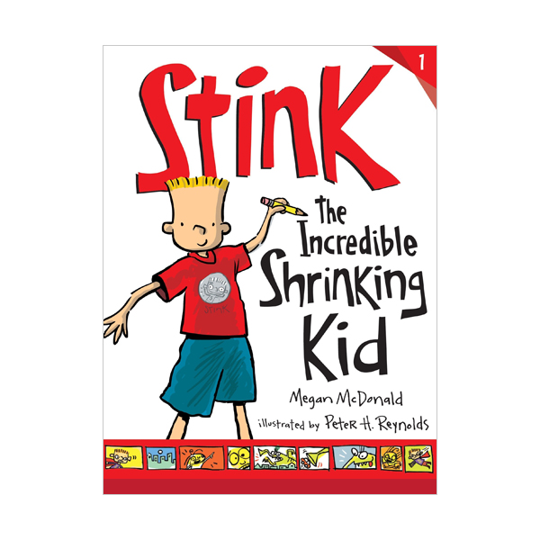 RL 3.0 : Stink Series #1 : The Incredible Shrinking Kid (Paperback)