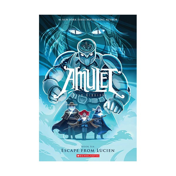 Amulet Series #06 : Escape from Lucien : Graphic Novels (Paperback)