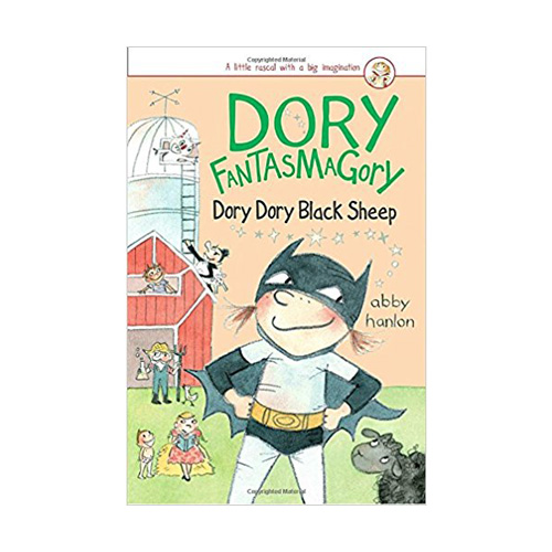 Dory Fantasmagory #03 : Dory Dory Black Sheep (Paperback)