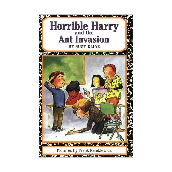 Horrible Harry and the Ant Invasion (Paperback)