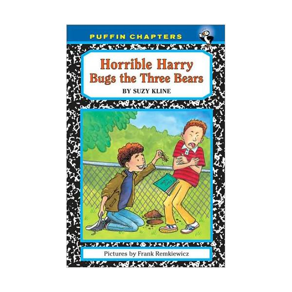 Horrible Harry Bugs the Three Bears (Paperback)